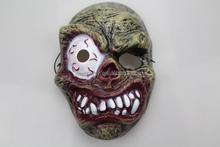 X- Buon orrore fantasma pvc un occhio con grandi denti halloween parte prop