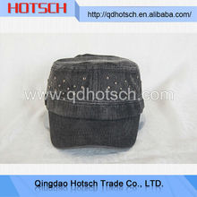 Gold supplier china cotton army caps hats