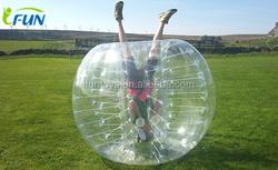 1.5m TPU/PVC Adult footballs crazy loopyballs/bubble football/loopy football match