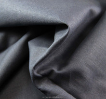 100% cotton plain poplin fabric for garment made in china
