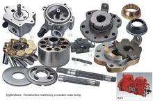 Kawasaki hydraulic Pump/Motor K5V Series: K5V140,K5V180,K5V200