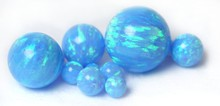 ethiopian wello rough opal for sale beads 3mm blue