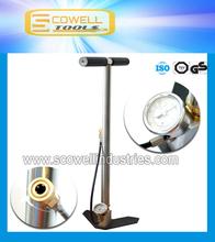 4500PSI high pressure 3 stage pcp hand pump air gun pcp compressor pump