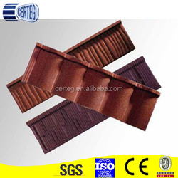 Cheap and Fine Stone Coated Metal Roofing Tile Color