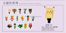 Cartoon air bell/cartoon bells for children
