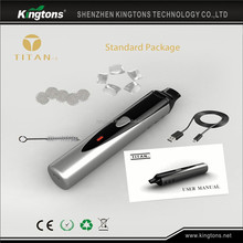 100 % Original TITAN 1 dry herb vaporizer pen for wholesale