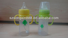 2013 best sell and high quality Baby Silicone bottle