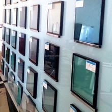 Construction façade creux isolés verre et serre trempé isolant Double vitrage verre panneaux pour Inserts de portes