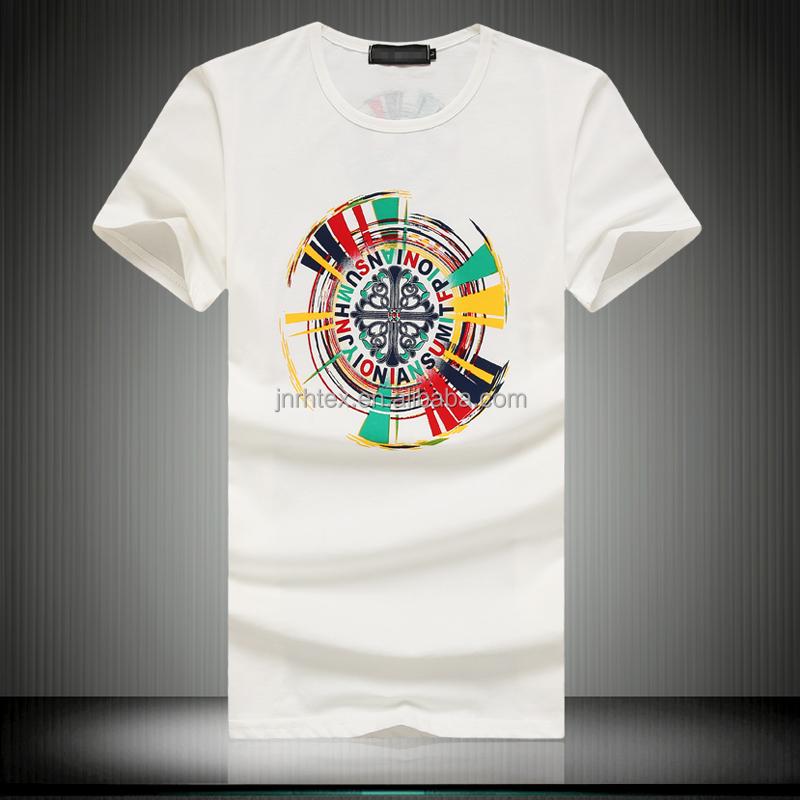 Latest designs 100 cotton custom screen printing t shirts for Screen printing t shirts cheap
