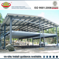 Beautiful design two story fire proof prefab office buildings price