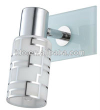 Contemporary Royal Modern Glass Spot Wall Lamp