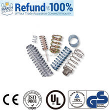 mechanism for lifting bed 9260 spring steel battery spring connector