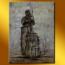 new design most strong decorative effect sculpture painting art picture with heroic figure for peace