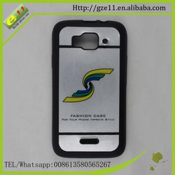 Supply all kinds sublimation tpu leather case for TECNO P5