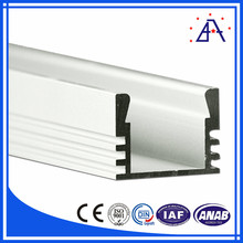 LED Aluminium Profile LED Strip Light Aluminium Profile V Flat Type Rail Aluminium