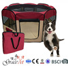 [Grace Pet] Exercise Dog Pet Playpen / Soft Puppy Folding Design Storage