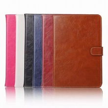Luxury leather case for iPad mini 4,for iPad mini 4 wallet case