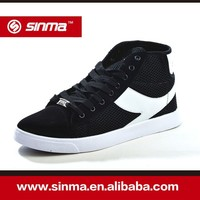 Fashion Breathable Casual Shoes 2015 Black Copper