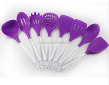 China factory supply kinds of cooking utensils,non-stick silicone cooking utensils,cheap stainless steel cooking utensils