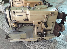 Used Juki LBH-781 Button Holing Japan Industrial Sewing Machine Sale