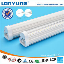 Energy star epsitar multi color rohs indoor t8 led tube integrated tube light ETL TUV SAA CE ROHS LCP Energy star