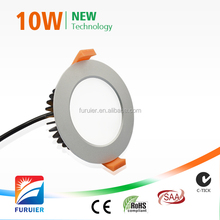 Thanksgiving day install smd driverless dimmable 10w downlight 3000K downlight warm white