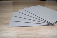 Easy book binding 2mm grey chipboard