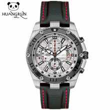 Automatic Watch Chrono Business Mens Watches