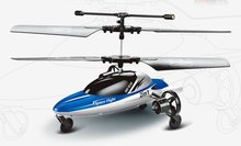 Run & Fly 2 in 1 Airship 3CH latest RC Helicopter 336