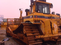 Cheap Price Used Construction Machinery D8R Bulldozer