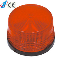 DC12V LED Red Yellow Blue color Magnetic Mounted car Vehicle Warning Strobe Light GL-02