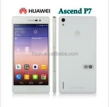 """Huawei Ascend P7 5"""" 1920*1080 4G LTE CellPhone Kirin 910T Quad Core 2GB 16GB 13m"""