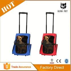 Easy-Carry Backpack Dog Carrier