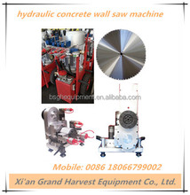 New type BS-600TM Diamond wall saw cutting machine for building construction