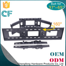 """Top Grade 37""""---65"""" Rotate Tv Wall Mount With Dvd Bracket"""