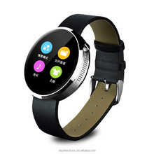 2015 latest smart watch DM360 Bluetooth 4.0 Compatible with Android & IOS Support Sleep Monitor Anti-Lost/ IP53 waterproof