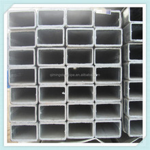 Prime carbon galvanized square steel pipe and tubes