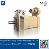 75kw heavy duty electric ac motor for aluminum foil rolling mill