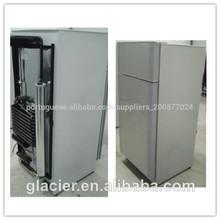 Xcd-240 absorção de gás eretos/querosene geladeira/gás freezer e geladeira elétrica