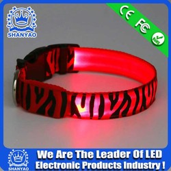 2015 Hot Selling LED Gleaming Pet Products