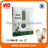 Jun Gong original factory ! high quality detox foot patch