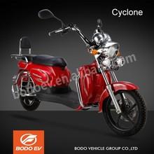 Cee aprobó potente scooter eléctrico de la <span class=keywords><strong>motocicleta</strong></span> del crucero con pedales 48 km/h kilometraje range 45 km / carga