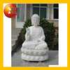 Handcarved resin and marble stone laughing buddha statue for sale