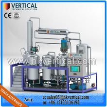 VTS-PP Black Lube Oil Refinery Machine Oil Refinery Investor