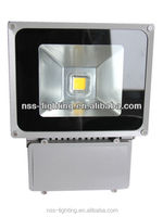 Garden/ parking spot outdoor led flood lamp IP65 bridgelux chip super bright 150w flood led light