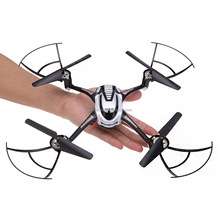 6-Axis Gyro 2.4G 4CH WIFI FPV RC Quadcopter drone with 2.0MP Camera HD Real-time Images Return UFO Drones