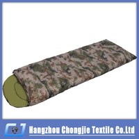 2015 1.3kg Military Sleeping bag Army Sleeping Bag, Camouflage Color Sleeping Bag For Winter Weather