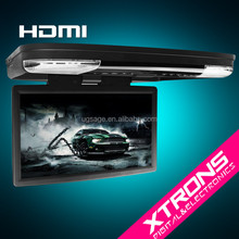 """Xtrons CR1506 15.6"""" Super Definition 1080P Roof screen car dvd player with HDMI port 12V - 24V"""