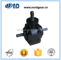 B2215 gearbox for conveyor,r series gearbox small right angle gearbox