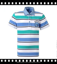 2015 Hot Style Wholesale Soft Comfortable Pattern Boys Polo Shirt In The Lowest Price
